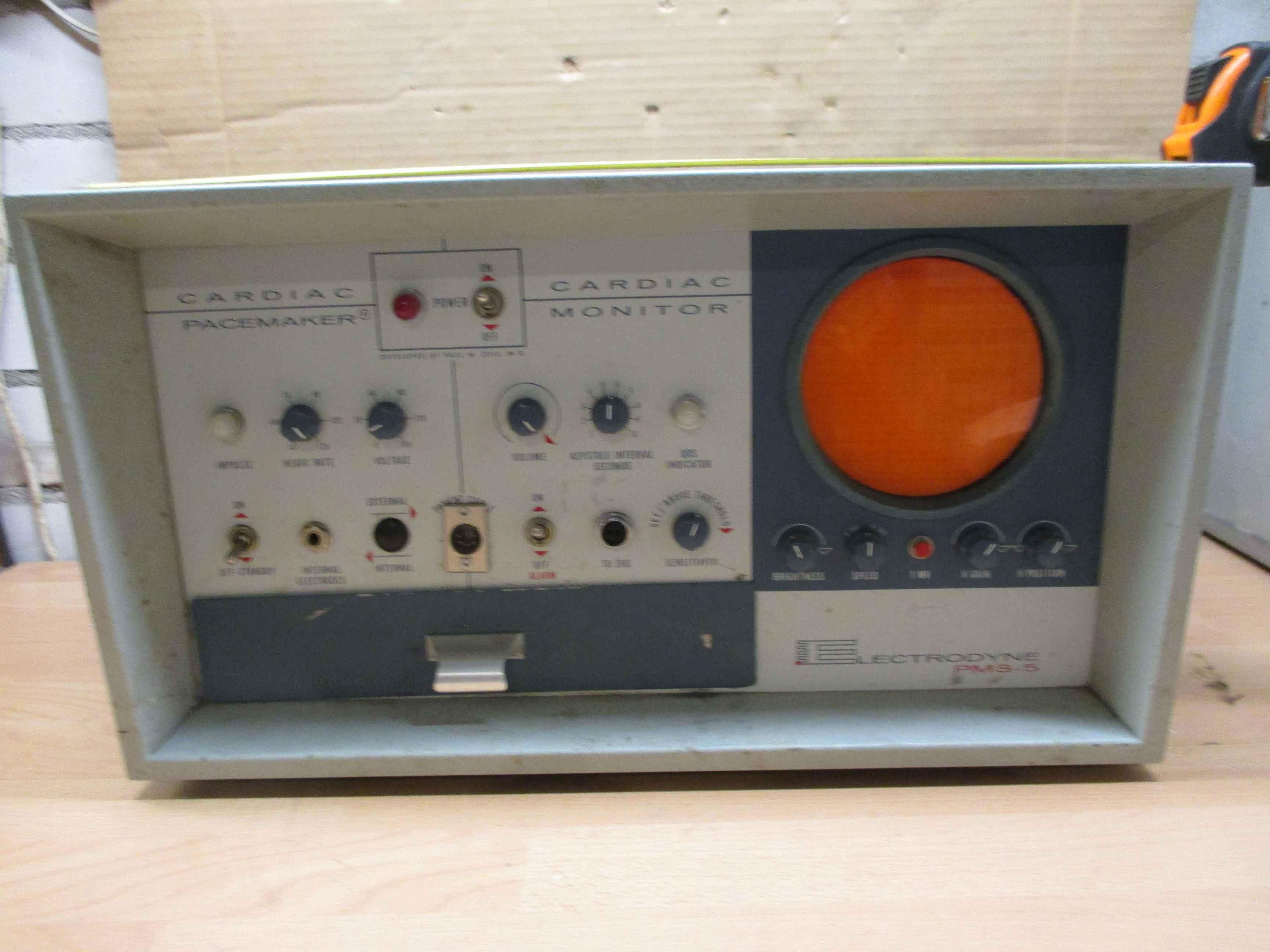 History of Physiologic Monitors