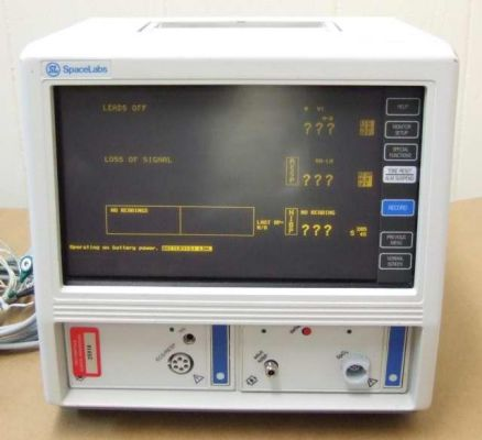 History Of Physiologic Monitors